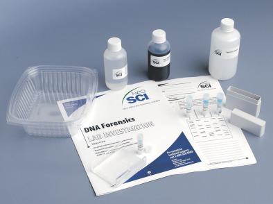 DNA Forensics Lab Investigation