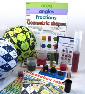 Maths Activity Kit