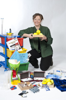Science with Sykes, Key Stage 2 Science Trolley Materials