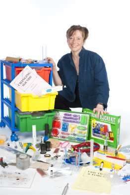 Science with Sykes, Key Stage 2 Science Trolley Physical Processes