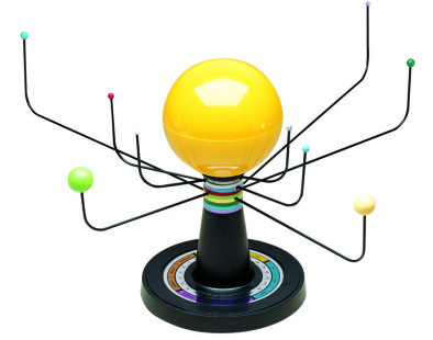 Solar System Model, Astronomy - Edulab