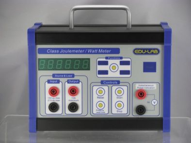 Joulemeter / Wattmeter, Digital - Edulab