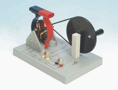 Demonstration Motor Ac/Dc - Edulab
