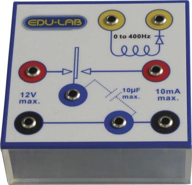 Potentiometer Module, 10K?, wire wound