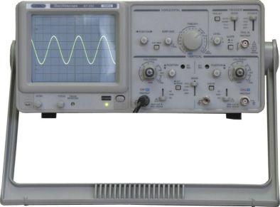 Oscilloscope Dual Channel - Edulab
