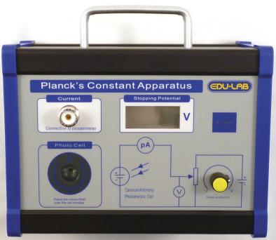 Planck's Constant Apparatus - Edulab