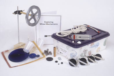 Wheel Mechanisms Kit