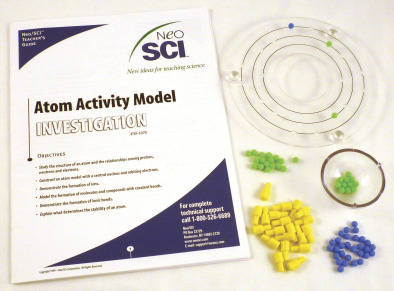 Atom Activity Model