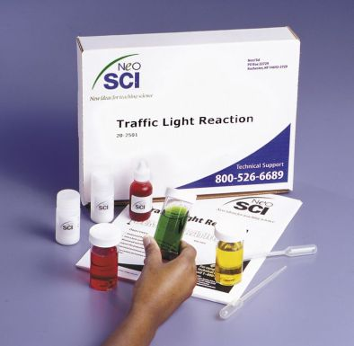 Traffic Light Reaction Demo Lab