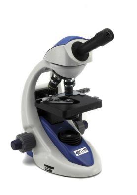 Microscope, Monocular 1000x mag, LED