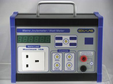 Mains Joule Meter