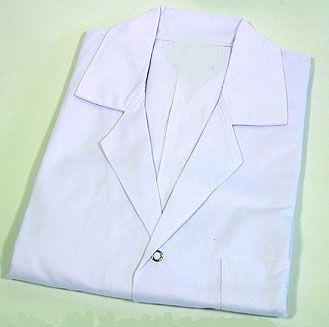 Lab Coats Plain 38 Inch