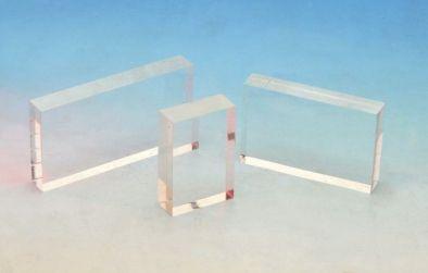 Prism - Acrylic 25mm Block  - Rect. 75x50mm