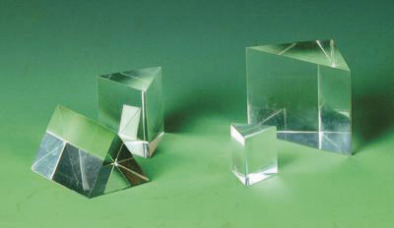 Prism - Acrylic 25mm - Biconvex 75x115