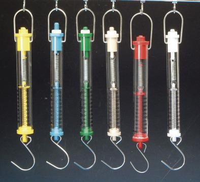 Forcemeter Tubular Balance 500g/5N Green