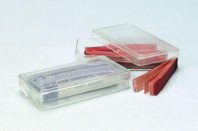 Paper, Litmus Red (Plastic Container :10books)