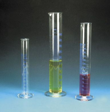 Measuring Cylinder, Glass 25ml