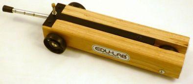 Dynamics Trolley, Wooden (Pair)