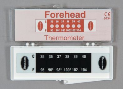 safety first thermometer instructions
