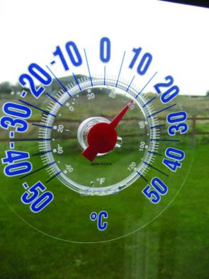 Window Thermometer, Large