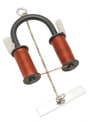 Magnet, Electromagnet,110x9mm dia.with keeper