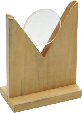 Lens Holder (Wooden) for up to 76mm dia