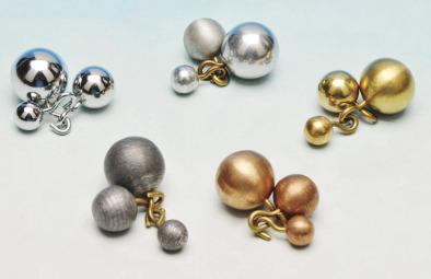 Pendulum Ball (Plumb Bob) - Brass 25mm (Single)