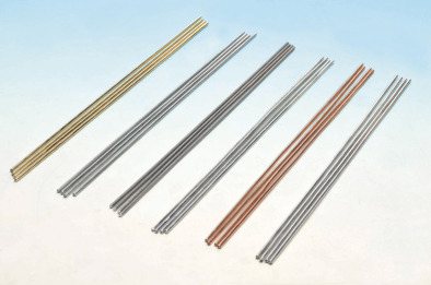 Rods For Thermal Conductivity, Set Of 6 Metals