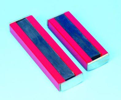 Magnet Alnico Bars & Keeper   50x15x10 (Pr)