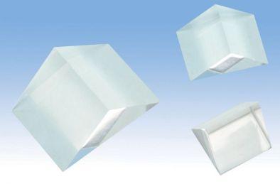 Prism - Clear Glass  90x45x45 deg - 38x38mm