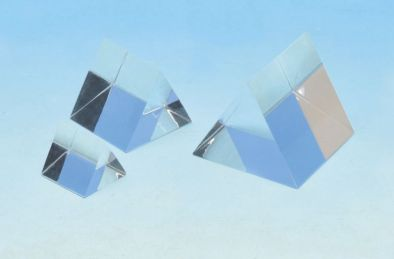 Prism - Clear Glass  60x60x60 deg - 38X38mm