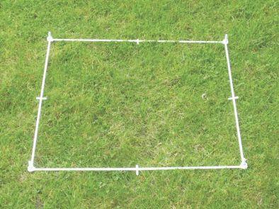 Quadrat Frame, Folding