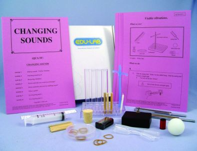Mini Science Kit - Changing Sounds