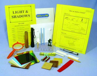 Mini Science Kit - Light and Shadows