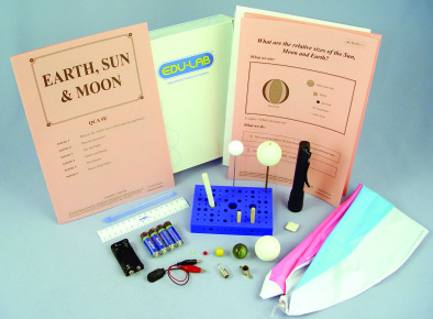 Mini Science Kit - Earth, Sun and Moon