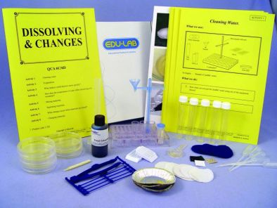 Mini Science Kit - Dissolving and Changes