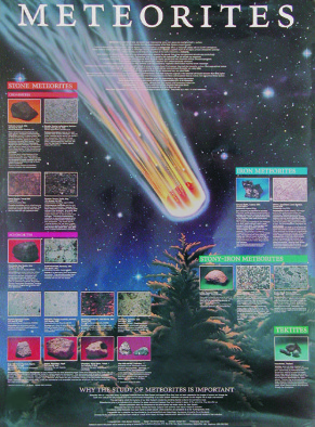 Poster: Meteorites