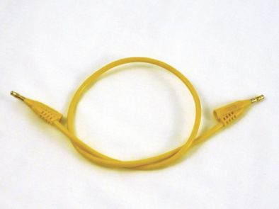 Stackable Leads Yellow, 500mm