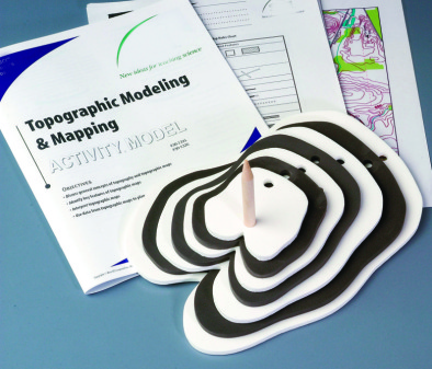 Topographic Modelling & Mapping Acivity Model