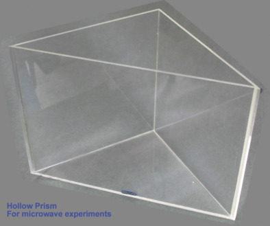 Microwave Accessories Hollow Prism