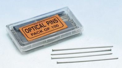 Optical Pin 50mm Long Pk/100