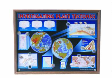Investigating Plate Tectonics Chart