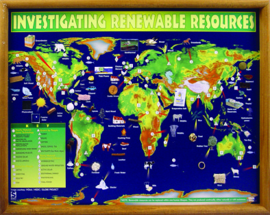Investigating Renewable Resources Chart