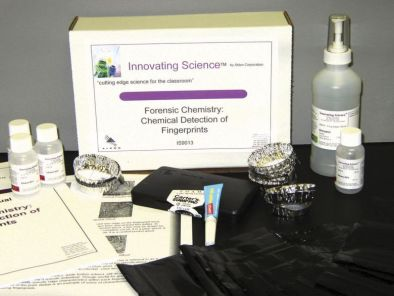 Forensic Chemistry - Chemical Detection Of Fingerprints