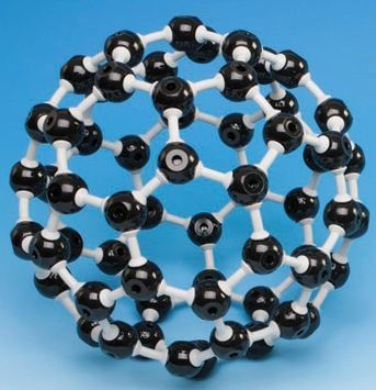 Molecular Model, Buckminsterfullerene