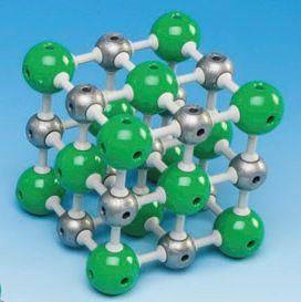 Molecular Model Kit, Sodium Chloride