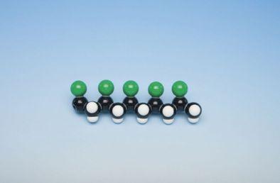 Molecular Model Kit, PVC - Polyvinyl Chloride