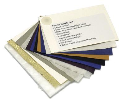 Fabrics Sample Pack