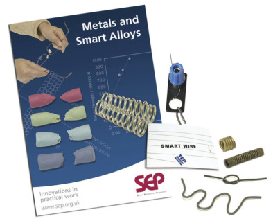 Metals and Smart Alloys Starter Pack
