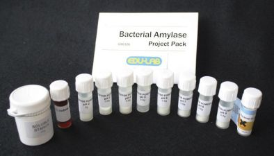 Bacterial Amylase Project Pack